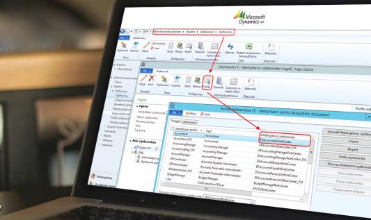 Jak stworzyć przyjazny dla użytkownika widok główny w MS Dynamics AX 2012? – część 1