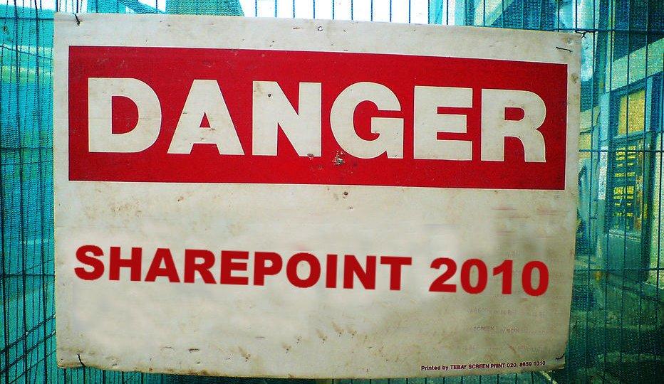 Zmierzch SharePoint'a 2010