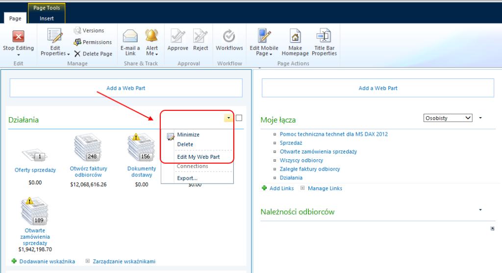 10 1024x557 - Jak stworzyć przyjazny dla użytkownika widok główny w MS Dynamics AX 2012? (cz.2)