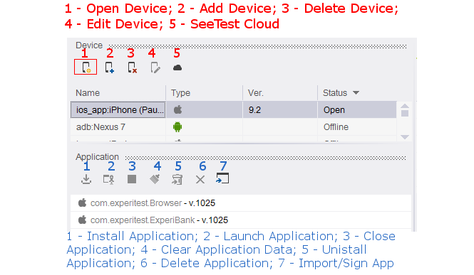 Device and Application Management