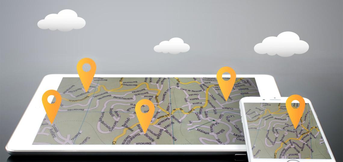 Mapowanie danych adresowych