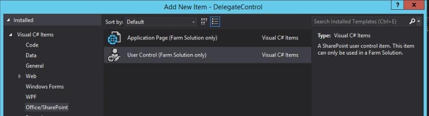 delegatecontrol 3 hidemenucontrol - Kontrolka DelegateControl