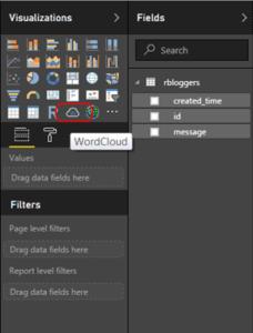 9. Word cloud ikona 228x300 - Trendy na r-bloggers, czyli analiza danych z Facebooka w Power BI