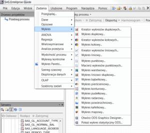 WYKRESY SAS EG 300x265 - Możliwości SAS Enterprise Guide
