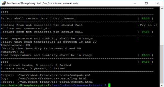 logi z testów e1563964044215 - Automatyzacja testów Systemów Wbudowanych z wykorzystaniem Robot Frameworka - część 2