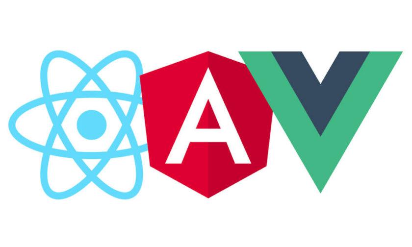 angular vue react e1566488565108 - Ionic – 3 platformy, 1 projekt