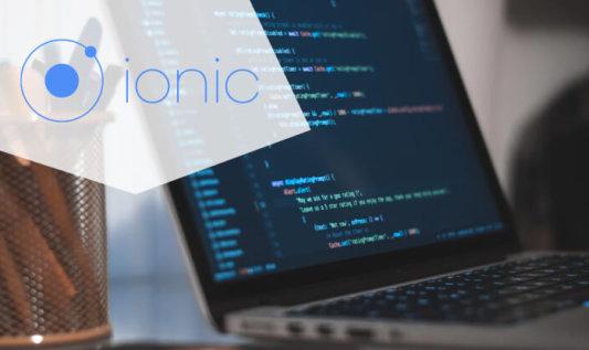 Ionic – 3 platformy, 1 projekt