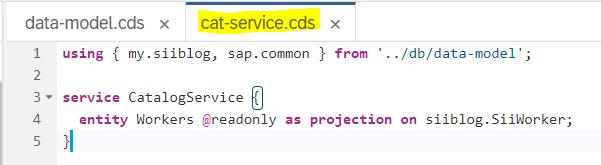 11 - Budowanie mikroserwisów w SAP Cloud Foundry