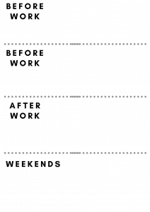 before work 212x300 - Retrospektywa – mój sposób na nudę