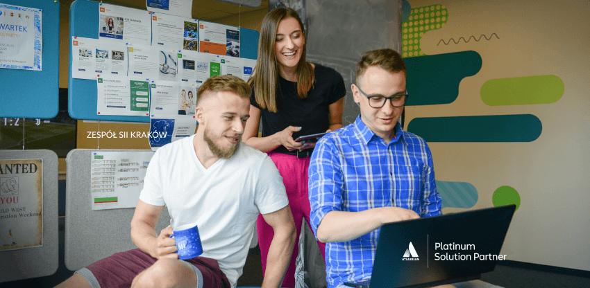Przyszłość pracy zespołowej według ekspertów Centrum Kompetencyjnego Agile & Atlassian Sii Polska