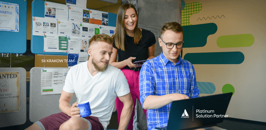 The future of teamwork through the eyes of experts from the Agile & Atlassian Competency Center of Sii Poland