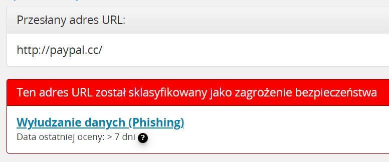 Phishing alert - Open-source Intelligence czyli Biały wywiad