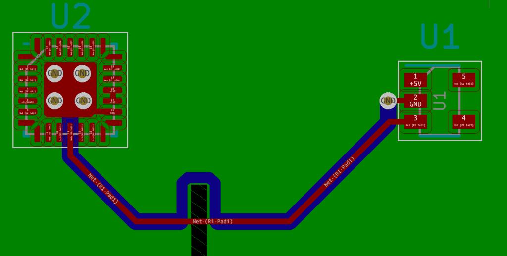 zdj3 1024x517 - Jak dobrze zaprojektować PCB na dwóch warstwach