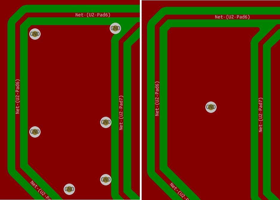 zdj8 - Jak dobrze zaprojektować PCB na dwóch warstwach