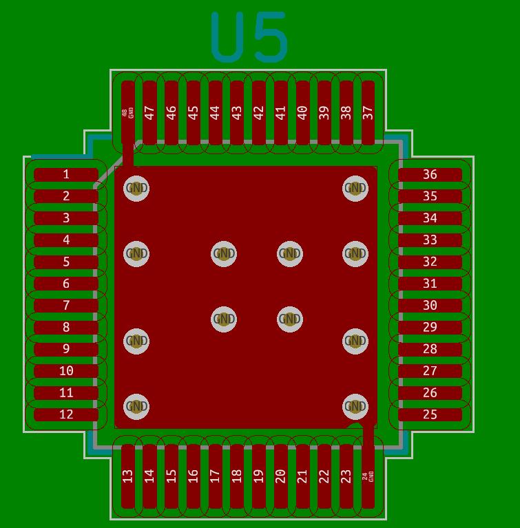 zdj9 - Jak dobrze zaprojektować PCB na dwóch warstwach