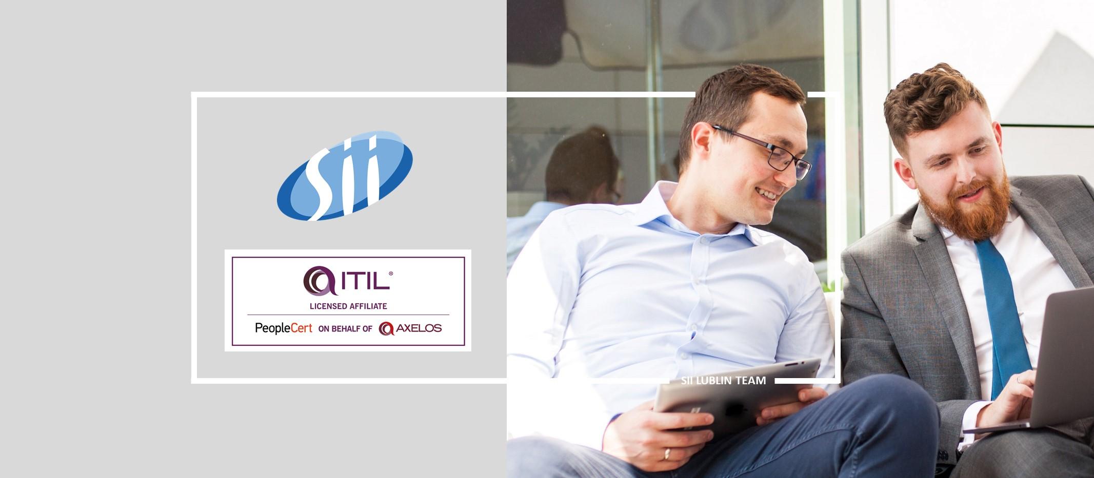 Zarządzanie usługami IT w dobie cyfrowej transformacji. Najnowsze szkolenie ITIL®4 już dostępne w ofercie Praktyki Szkoleniowej Sii