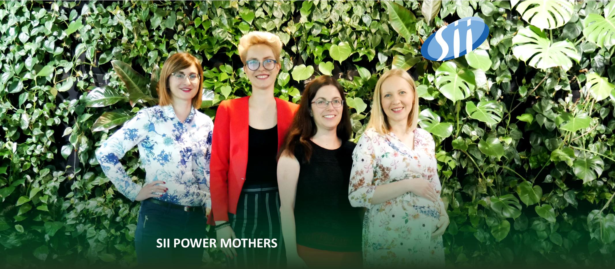 Dlaczego mamy są ważne i co ważne jest dla mam – Sii oczami kobiet łączących rolę matki i profesjonalistki