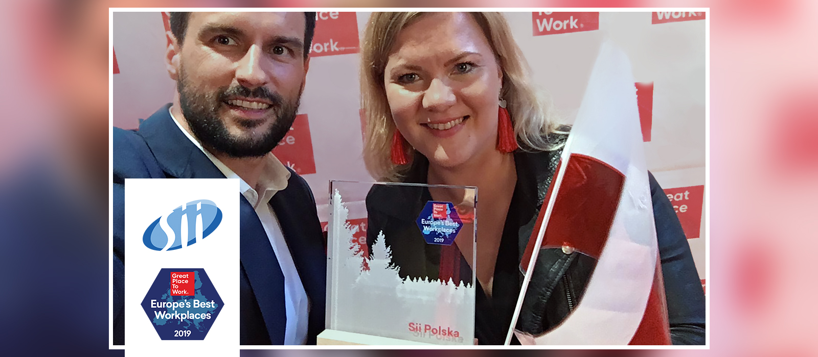 Sii Polska among 30 best employers in Europe for the second time in a row