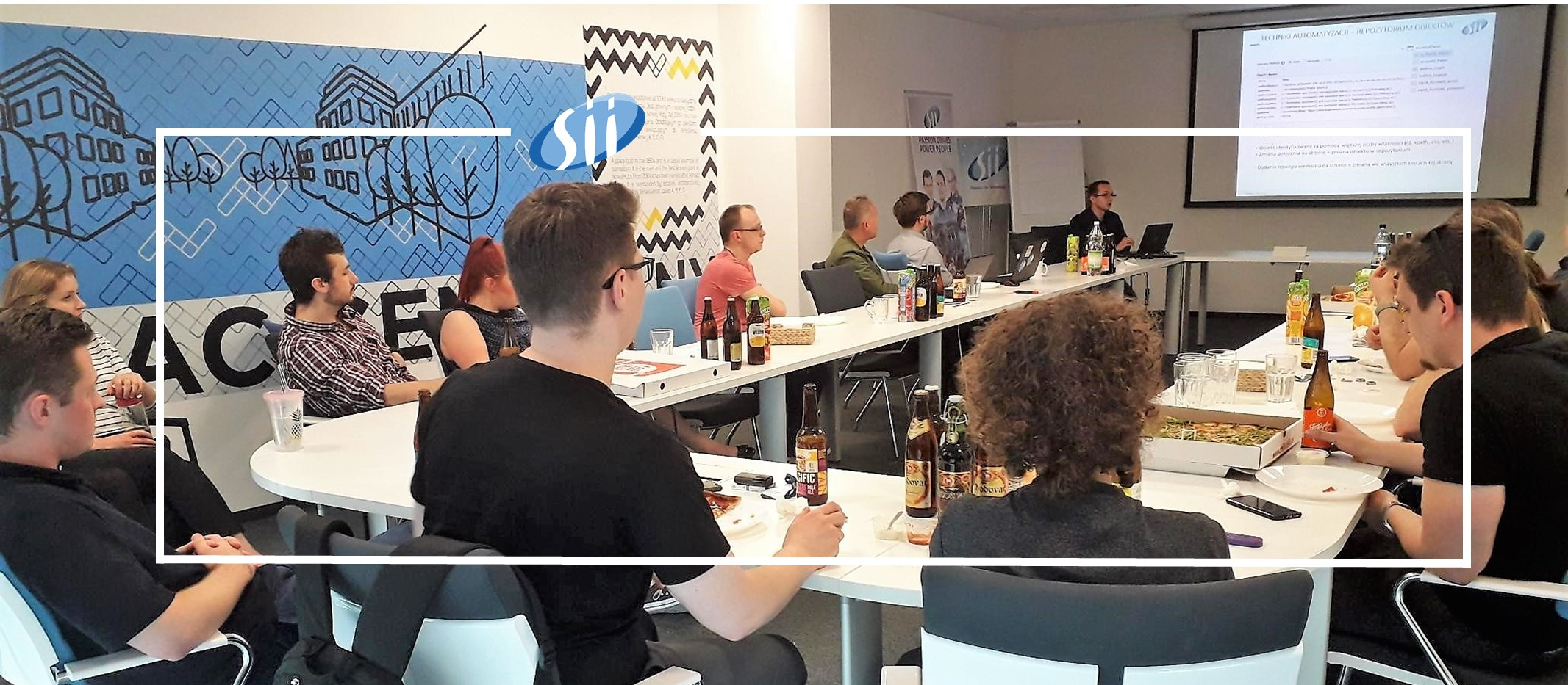 Technical knowledge at your fingertips – Sii organizes a series of meetups throughout Poland