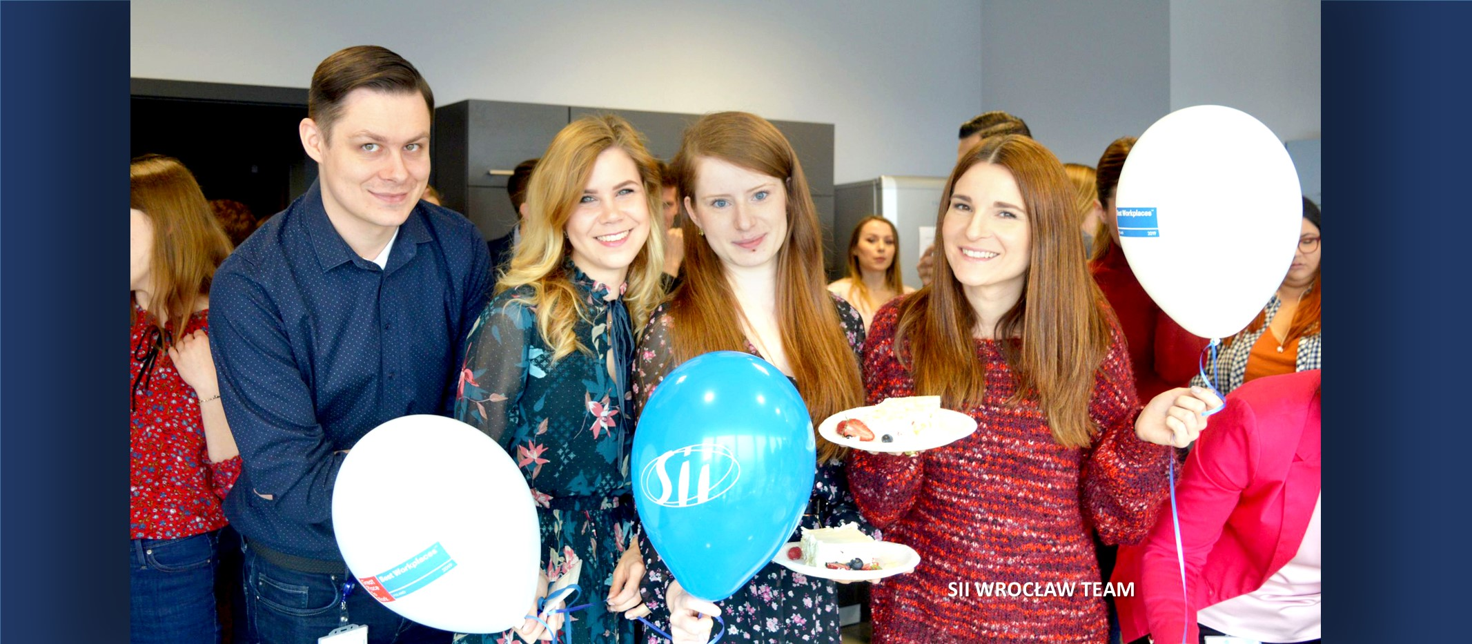10 years and almost 500 people – Sii Wrocław has two reasons to celebrate