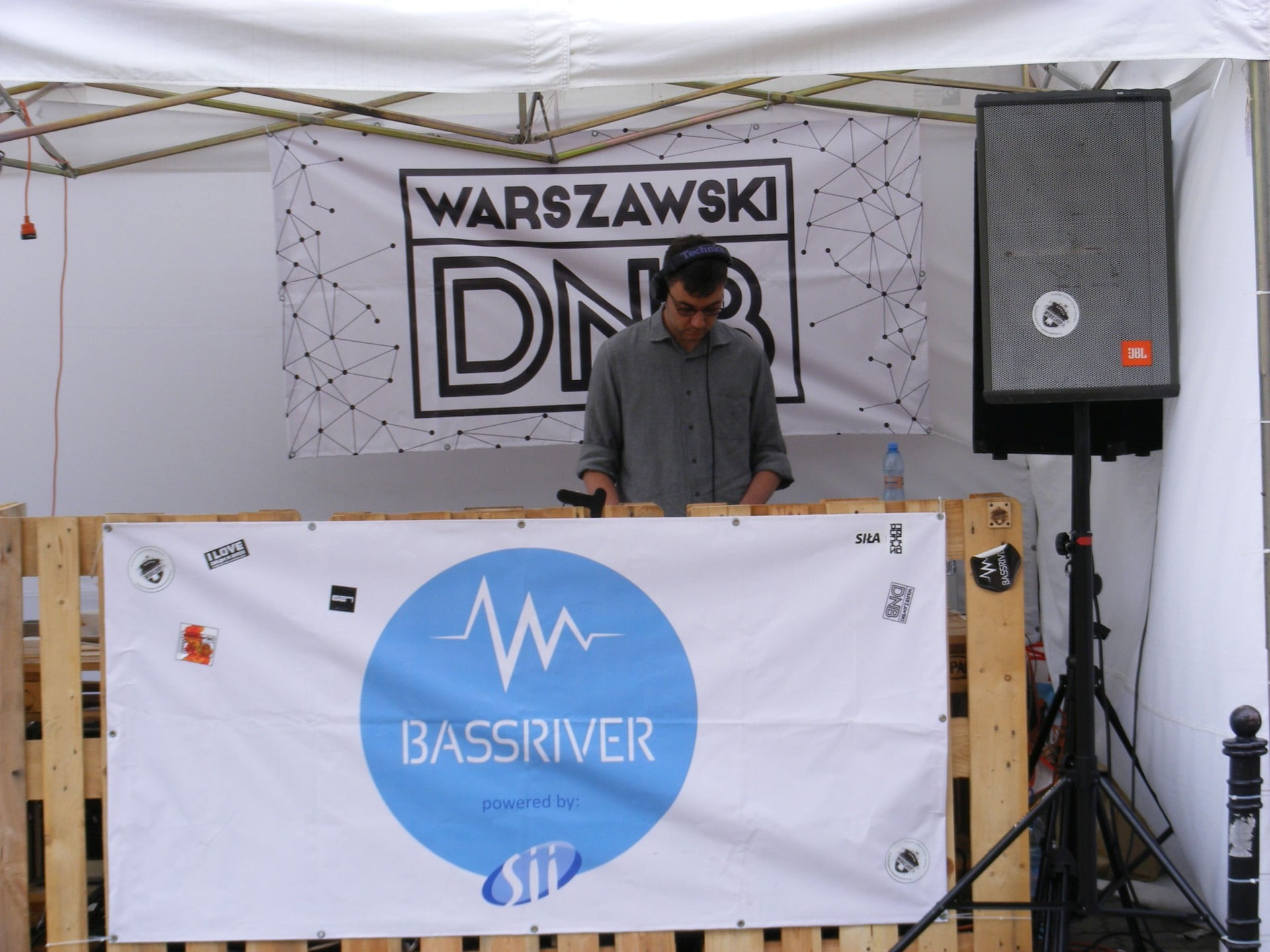 BassRiver powered by Sii 15