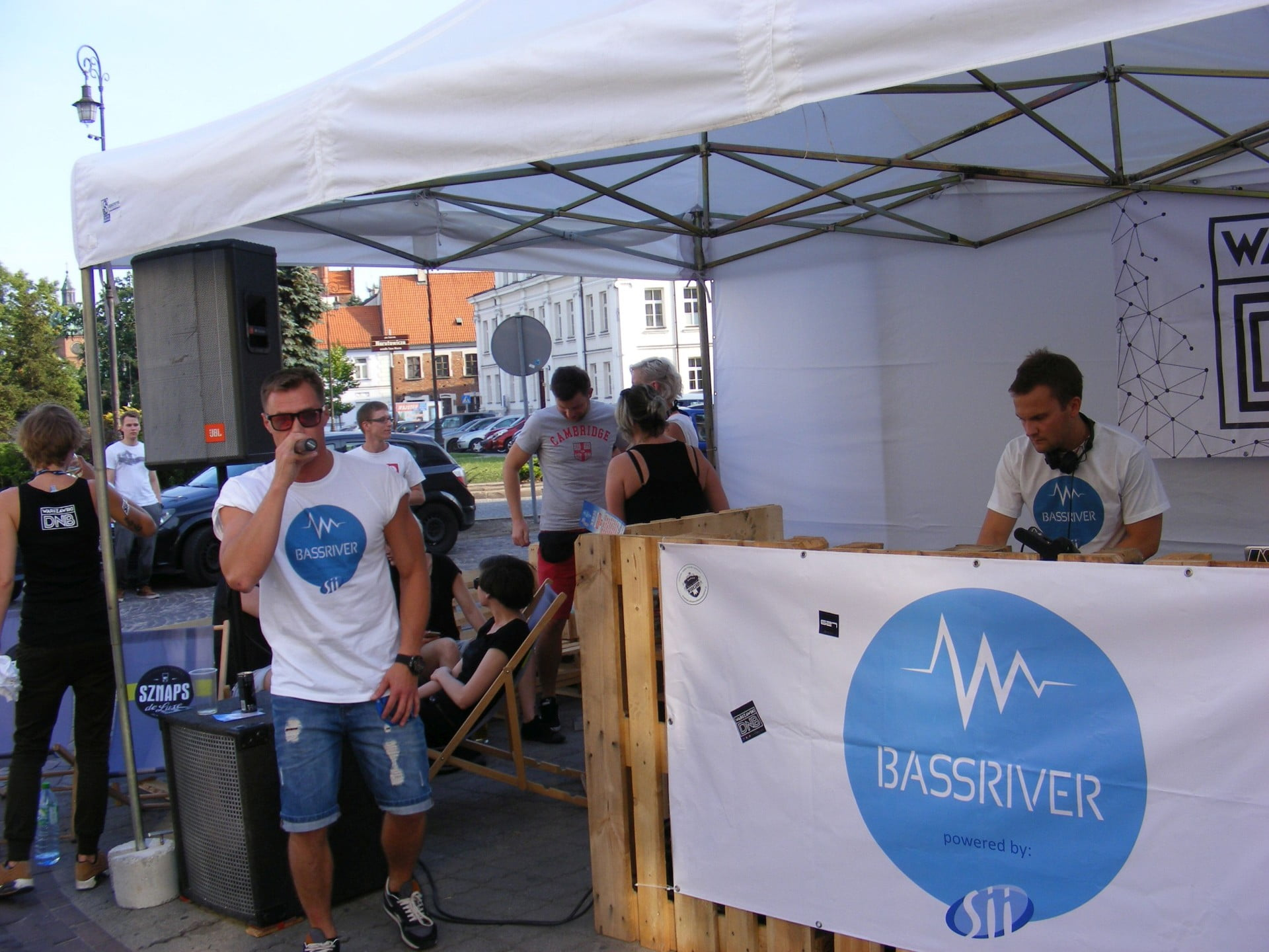 BassRiver powered by Sii 3