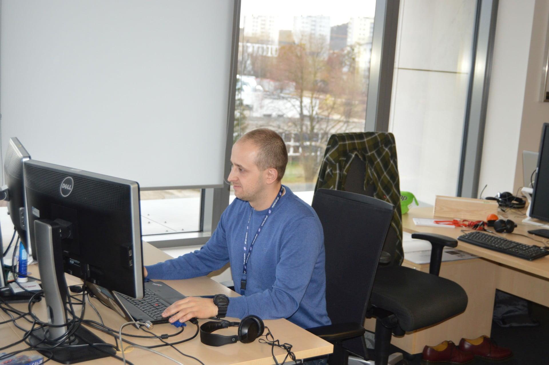 Praktyka Digital Sii web development