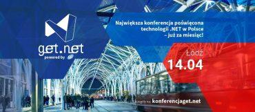 Konferencja GET.NET w Łodzi