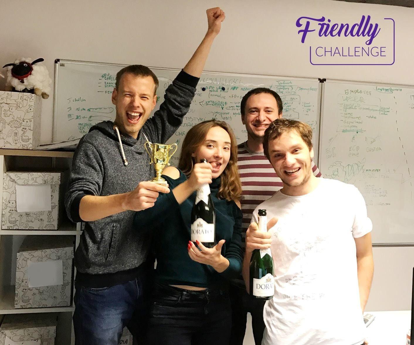Let's code 2016 - winners