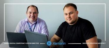 Aplikacje mobilne w Xamarinie