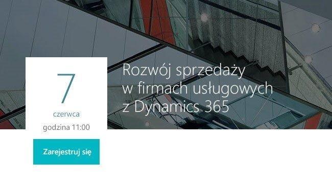 Webinarium Dynamics 365