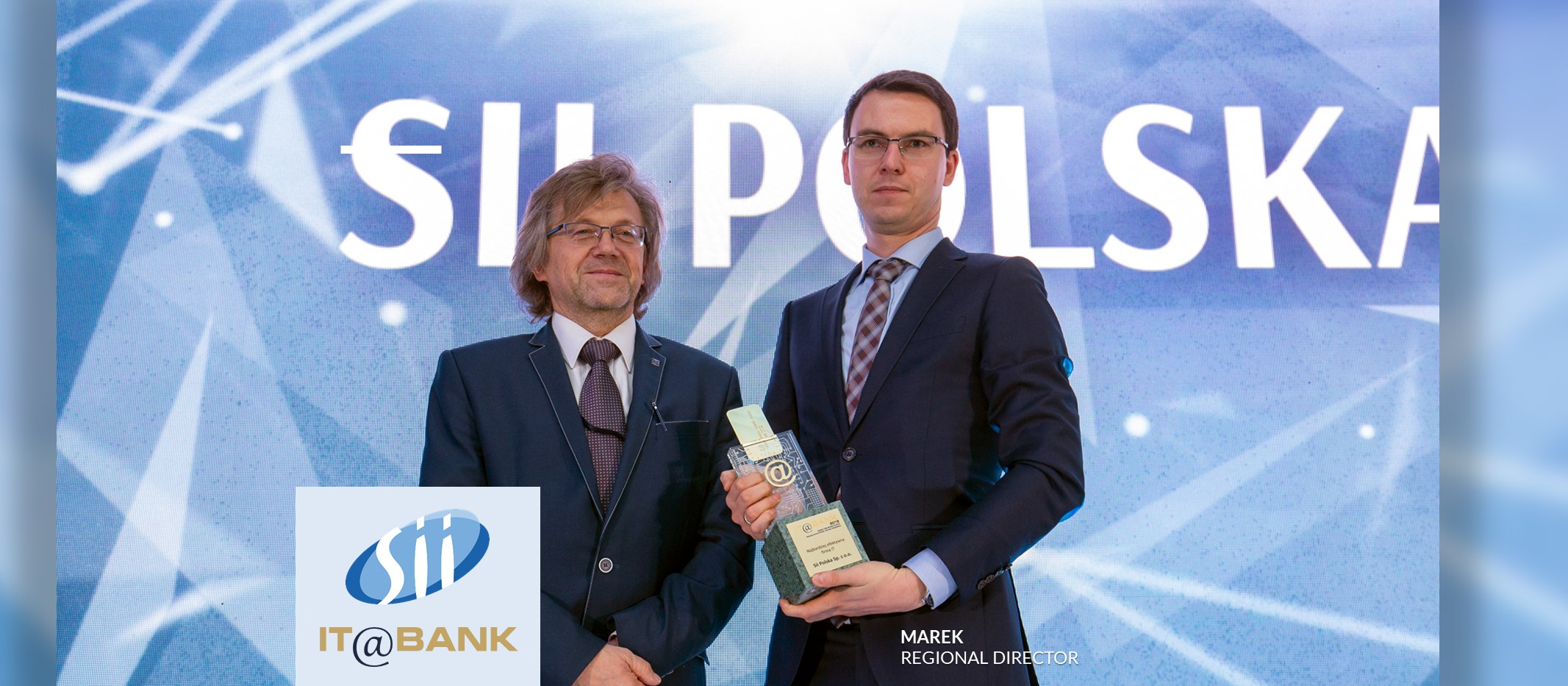 IT@BANK 2019: Sii Poland among the best IT services providers for the banking industry